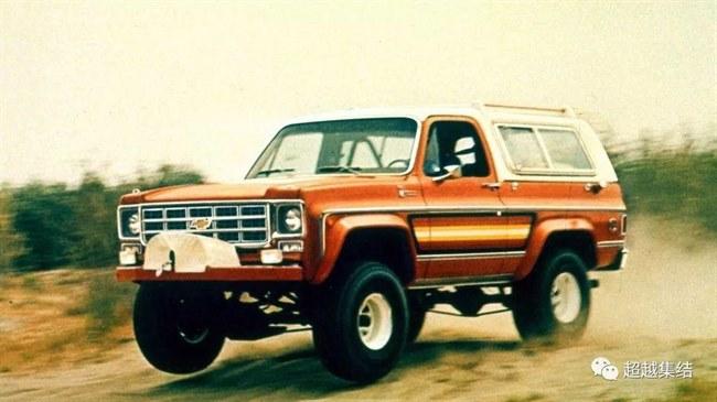 【图】致那些逝去的越野车——雪佛兰k5 blazer【汽车