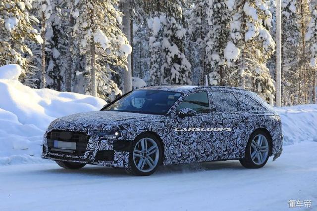 明年即将推出新款奥迪s6,可能配备500马力v8发动机
