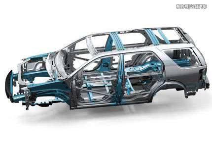 汽车结构 汽车结构是最基础的安全保证,它最大的作用就是承担冲击及