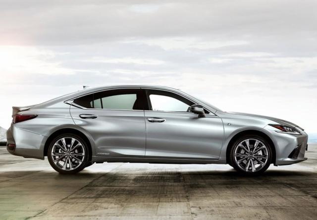 进口豪华车销量头牌,全新雷克萨斯es预售价公布,28.5万起