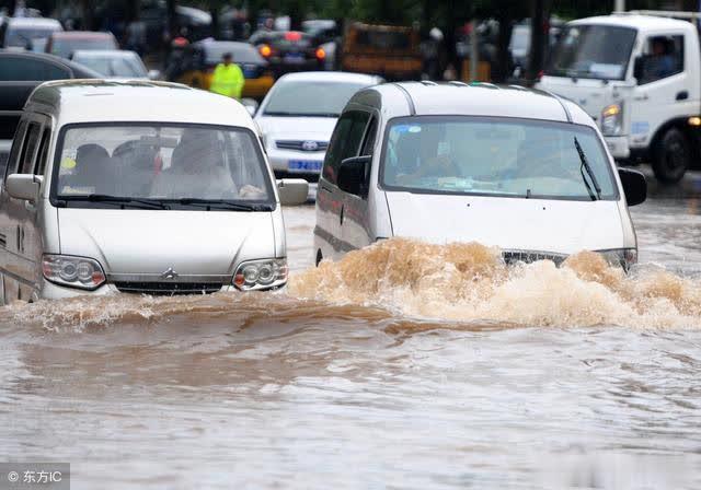 涉水而过_城市内涝:汽车怎样才能安全涉水而过