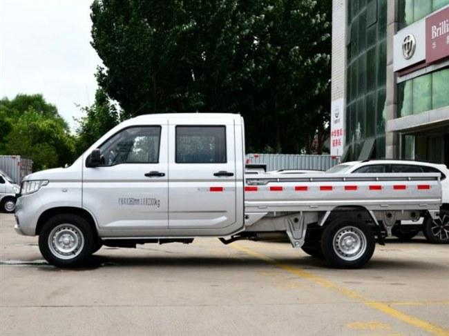 五菱双排1.5小货车新款怎么样 五菱新卡太费油了图片