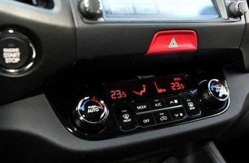 3,带空调启动--损伤发动机注意:停车熄火前不关空调,下次发动车子时