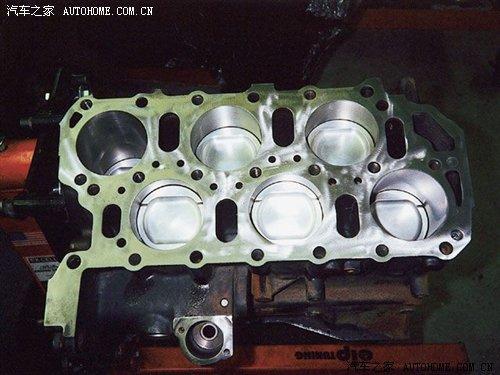 【图】二分之一的w12 全面解析大众vr6发动机【汽车