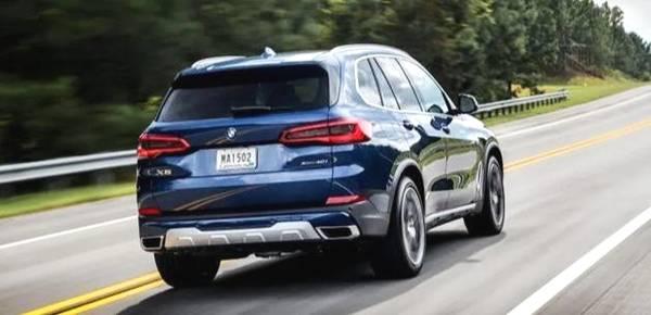 2019款宝马x5 xdrive40i价格预测