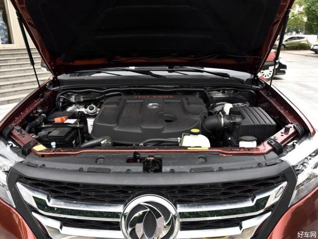 载1.9T柴油发动机 东风御风S16正式上市高清图片