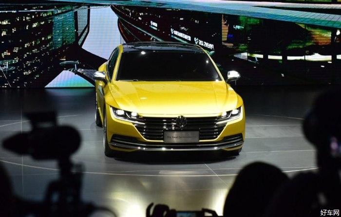 北京车展大众之夜:新大众cc/朗逸plus等新车亮相
