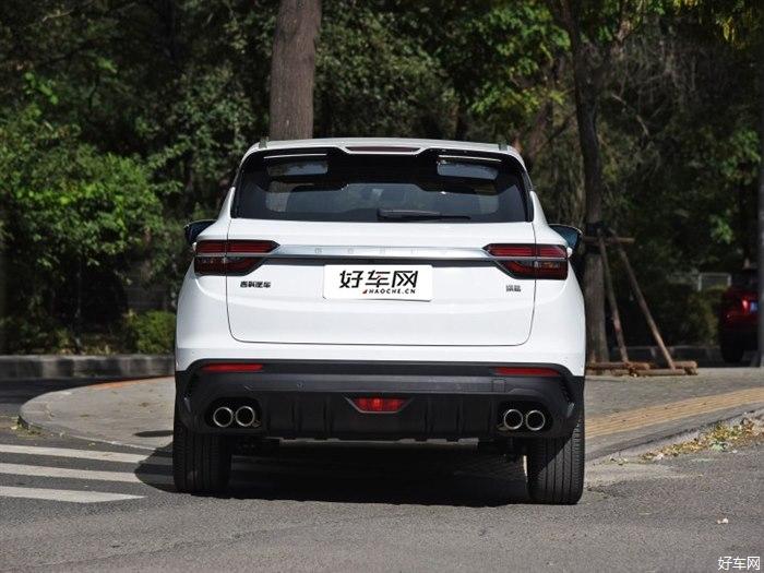 5t三缸发动机 吉利缤越将于10月31日上市