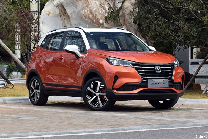自主小型SUV推荐 这三款顶配不到8万元