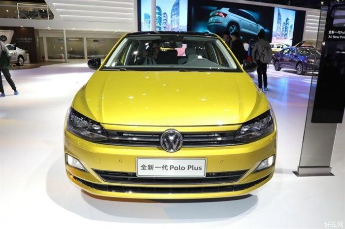 上汽年夜众新Polo将于6月上市 更年夜外型更动感