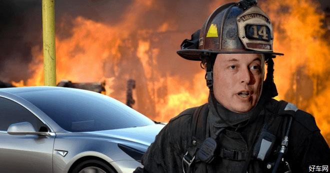 特斯拉工厂一再再三着火泉源 疑似油漆车间背规