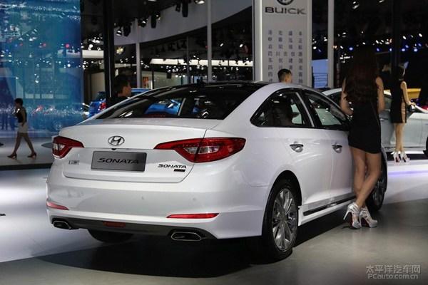 热门汽车特卖–好车网-新款北京现代索纳塔九上市