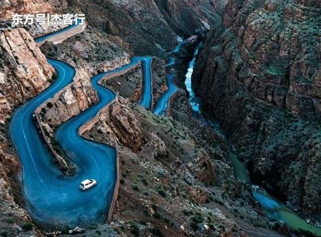 世界上最危险的六条公路,货车司机的禁区