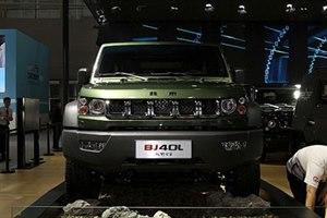 售15.99万元 北京BJ40柴油版车型正式上市