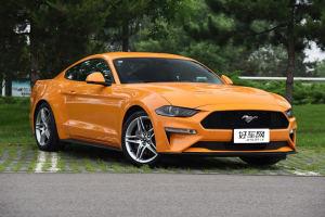最亲民的双门跑车 实拍2018款福特Mustang