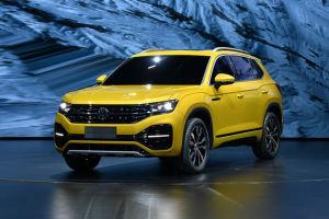 大众将推全新SUV,与途观L同平台,百公里油耗仅6.7L!