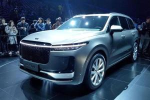 定位中大型增程式SUV 理想智造ONE正式亮相