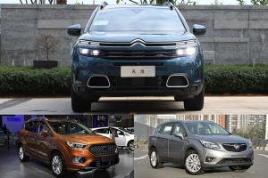 别只盯着德系日系SUV 这三款合资车同样值得入手