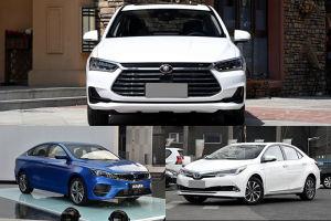 十万级家轿该怎么选 这三款车型值得参考