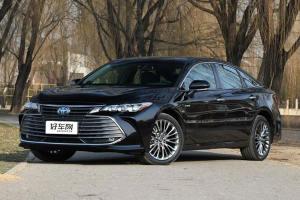 6款车型可选 一汽丰田亚洲龙有望3月21日上市