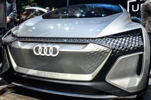 科技前卫极具未来感 实拍奥迪AI:MI概念车