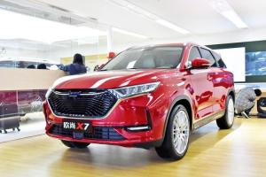 2019上海车展:全新紧凑型SUV欧尚X7发布