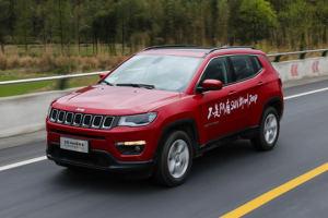 换装1.3T产品力优化 试驾Jeep新款指南者