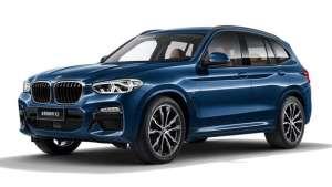 全新BMW X3