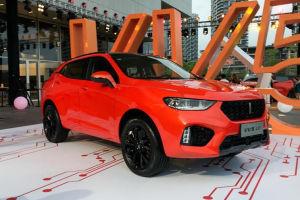 WEY VV5 1.5T车型上市 售价12.58-13.98万