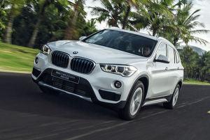 百公里耗油1.3L 试驾BMW X1 PHEV里程升级版
