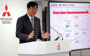 益子修卸任三菱汽車CEO 接替戈恩擔任董事長