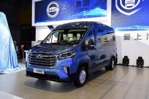 上汽大通V90正式上市 售价14.78-28.76万