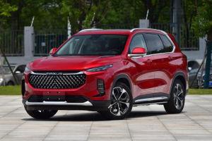 全新SUV上汽大通D60上市 售9.38-16.78万元