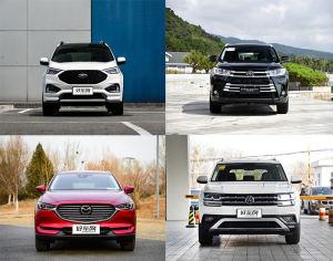 30万合资品牌7座SUV应该怎么选?全新锐界ST-Line加入战局