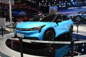 中型纯电SUV 广汽新能源Aion LX将8月29日预售