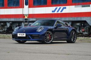 全新保时捷911正式上市 国内售价126.5万元起