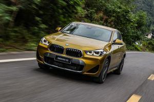 一如既往的注重驾驶感受 试驾BMW X2