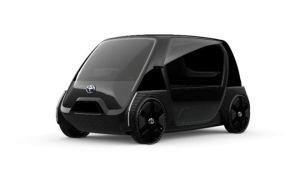 丰田将推出超小型两座纯电动车