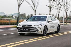 驾驶平顺让人舒心 试驾一汽丰田亚洲龙2.0L