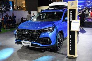 全新中型SUV 捷途X95將于11月28日上市