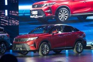 廣汽傳祺GS4 Coupe發布 時尚動感SUV造型