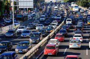 中汽協預測2019年國內汽車銷量或降10%