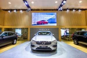 閃耀2019青島冬季國際車展北歐豪華中型轎車沃爾沃全新S60正式開啟預售