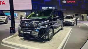 丰田MPV喜欢加价 威尔法售价比指导价高10万