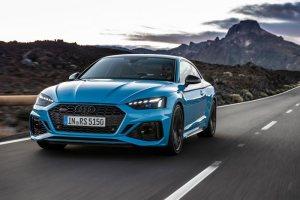 新款奥迪RS 5官图发布 风格更加激进运动