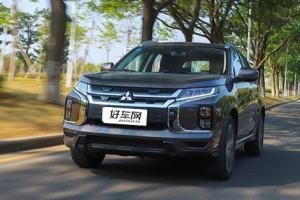 十万不到的合资紧凑级SUV 广汽三菱新劲炫