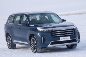 星途中大型7座SUV—VX应对冰雪能否矫健?