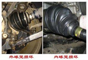 汽車上的球籠是干什么的?如果它損壞了汽車有哪些故障現象?