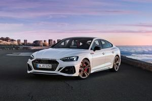 全新奥迪RS5惊艳来袭,保时捷卡宴同款V6发动机,将于年底引入国内