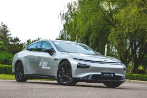 純電中型車市場的新晉力量 小鵬P7開起來如何?